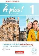 Cover-Bild zu À plus! 1. Méthode intensive. Nouvelle édition. Carnet d'activités mit interaktiven Übungen auf scook.de - Lehrerfassung