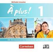 Cover-Bild zu À plus! 1. Méthode intensive. Nouvelle édition. Audio-CDs