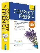 Cover-Bild zu Complete French Beginner to Intermediate Book and Audio Course