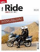 Cover-Bild zu RIDE - Motorrad unterwegs, No. 4