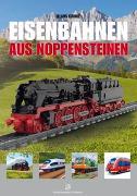Cover-Bild zu Eisenbahnen aus Noppensteinen
