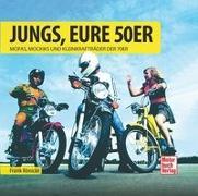 Cover-Bild zu Jungs, Eure 50er
