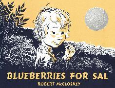 Cover-Bild zu Mccloskey, Robert: Blueberries for Sal