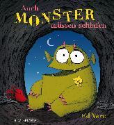 Cover-Bild zu Vere, Ed: Auch Monster müssen schlafen