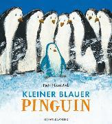 Cover-Bild zu Horacek, Petr: Kleiner blauer Pinguin