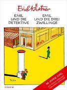 Cover-Bild zu Emil und die Detektive & Emil und die drei Zwillinge von Kästner, Erich