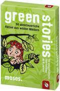 Cover-Bild zu Green Stories für ausgefuchste Fährtenleser von Köhrsen, Andrea