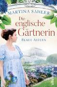 Cover-Bild zu Die englische Gärtnerin - Blaue Astern von Sahler, Martina
