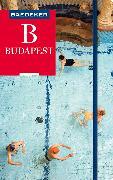 Cover-Bild zu Baedeker Reiseführer Budapest von Galenschovski, Carmen