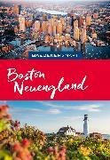 Cover-Bild zu Baedeker SMART Reiseführer Boston & Neuengland von Helmhausen, Ole