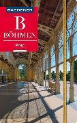 Cover-Bild zu Baedeker Reiseführer Böhmen von Müssig, Jochen