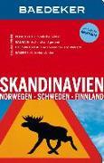 Cover-Bild zu Skandinavien, Norwegen, Schweden, Finnland von Nowak, Christian