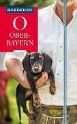 Cover-Bild zu Baedeker Reiseführer Oberbayern von Abend, Dr. Bernhard