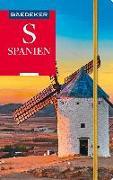 Cover-Bild zu Baedeker Reiseführer Spanien von Drouve, Andreas