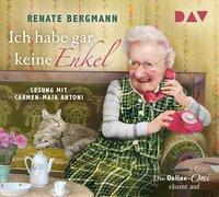 Cover-Bild zu Ich habe gar keine Enkel. Die Online-Omi räumt auf von Bergmann, Renate