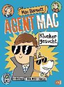 Cover-Bild zu Agent Mac - Klunker gesucht von Barnett, Mac