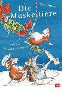 Cover-Bild zu Die Muskeltiere und das Weihnachtswunder von Krause, Ute