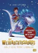 Cover-Bild zu Der Weihnachtosaurus und die Winterhexe von Fletcher, Tom