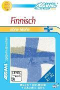 Cover-Bild zu Finnisch ohne Mühe A1-B2. Lehrbuch mit CDs / CD-ROM