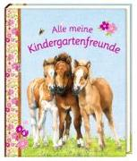 Cover-Bild zu Freundebuch - Alle meine Kindergartenfreunde - Pferdefreunde von Roß, Thea (Illustr.)