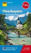 Cover-Bild zu ADAC Reiseführer Oberbayern von Fraas, Martin