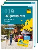Cover-Bild zu Stellplatzführer Deutschland/Europa / ADAC Stellplatzführer Deutschland und Europa 2019 von ADAC Medien und Reise GmbH