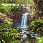 Cover-Bild zu Wasserfälle 2020