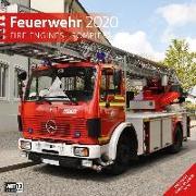Cover-Bild zu Feuerwehr 2020