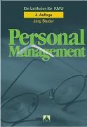 Cover-Bild zu Personalmanagement von Studer, Jürg