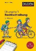 Cover-Bild zu Duden Übungsheft - Rechtschreibung 3.Klasse