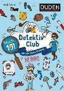 Cover-Bild zu Mach 10! Detektivclub - Ab 8 Jahren