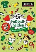 Cover-Bild zu Mach 10! Fußballhelden - Ab 8 Jahren