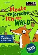 Cover-Bild zu Weltenfänger: Heute erforsche ich den Wald von Ernsten, Svenja