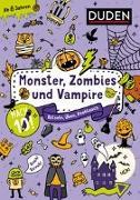 Cover-Bild zu Mach 10! Monster, Zombies und Vampire - Ab 8 Jahren