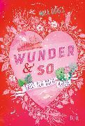 Cover-Bild zu Wunder & so - Falls ich dich küsse von Andeck, Mara