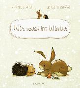 Cover-Bild zu Wir zwei im Winter von Engler, Michael