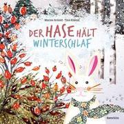 Cover-Bild zu Der Hase hält Winterschlaf von Arnold, Marion