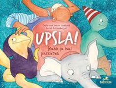 Cover-Bild zu Upsla! von Lienhard, Carla