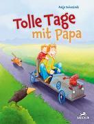 Cover-Bild zu Tolle Tage mit Papa von Bohnstedt, Antje