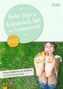 Cover-Bild zu Kinder-Yoga für Achtsamkeit, Spaß und Empowerment von Spengler, Birgit