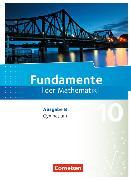 Cover-Bild zu Fundamente der Mathematik 10. Schuljahr. Ausgabe B. Schülerbuch von Becker, Frank G.