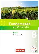 Cover-Bild zu Fundamente der Mathematik 8. Schuljahr. Schülerbuch. HE von Ankenbrand, Nina