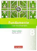 Cover-Bild zu Fundamente der Mathematik 8. Schuljahr. Schülerbuch. NI von Becker, Frank G.