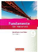 Cover-Bild zu Fundamente der Mathematik 9. Schuljahr. Schülerbuch. NW von Becker, Frank G.