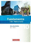 Cover-Bild zu Fundamente der Mathematik 10. Schuljahr. Schülerbuch. RP von Altherr, Stefan