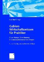 Cover-Bild zu Gablers Wirtschaftswissen für Praktiker von Irgel, Lutz