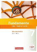 Cover-Bild zu Fundamente der Mathematik 7. Schuljahr. Schülerbuch. RP von Andreae, Kathrin