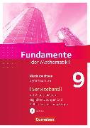 Cover-Bild zu Fundamente der Mathematik 9. Schuljahr. Serviceband. NI von Becker, Frank G.