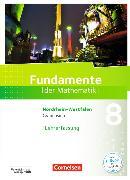 Cover-Bild zu Fundamente der Mathematik 8. Schuljahr. Schülerbuch - Lehrerfassung. NW von Andreae, Kathrin