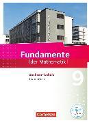Cover-Bild zu Fundamente der Mathematik 9. Schuljahr. Schülerbuch. ST von Becker, Frank G.
